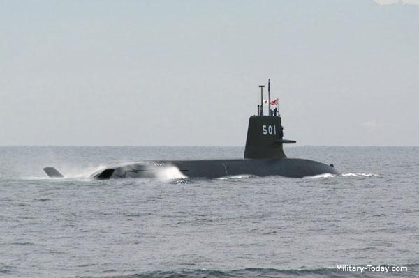 الصناعة العسكرية اليابانية,,,ماذا بعد؟! Soryu_class