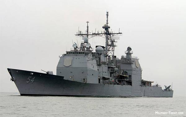 الاسطول السادس الامريكي - فريق الســـــــــهم العربي - Ticonderoga_class_cruiser
