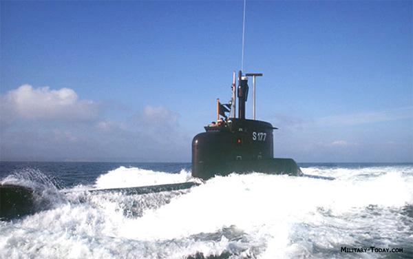 الغواصات موضوع شامل متكامل ومرجع للمنتدي  - صفحة 5 U_206_class