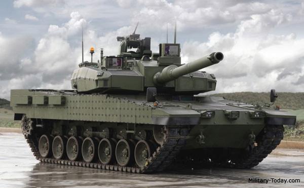 الدبابة التركية (Altay)!!!!!!!!!!!! Altay