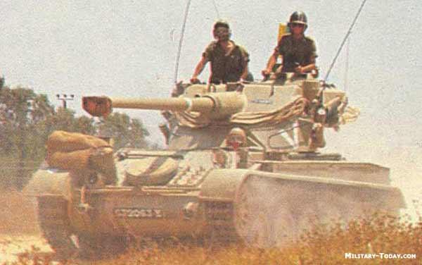 القوات المسلحة التونسية *شامل* Amx_13