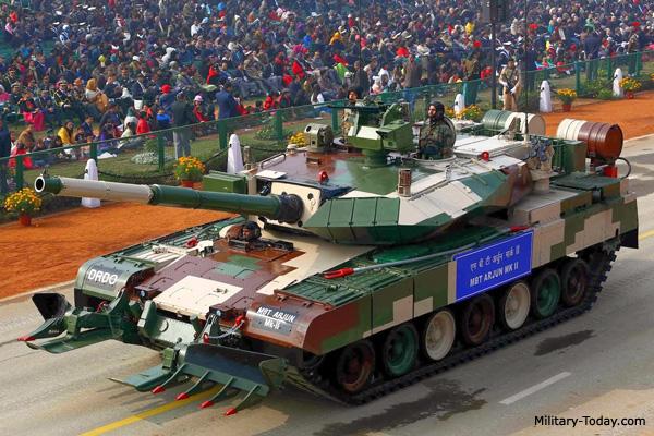 هل مازالت باكستان تمتلك فرصة لمواجهة الهند؟ Arjun_mk2