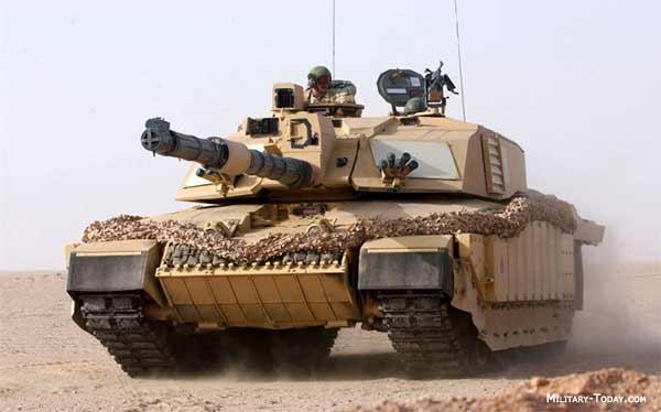 اقوى 10 دبابات فى العالم . Challenger_2