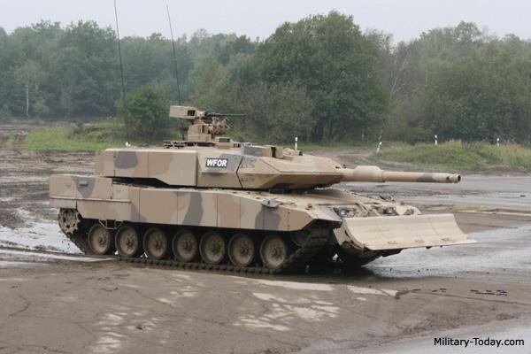 مدرعة Bmr 600 موجودة في المغرب !!!! Leopard_2a7
