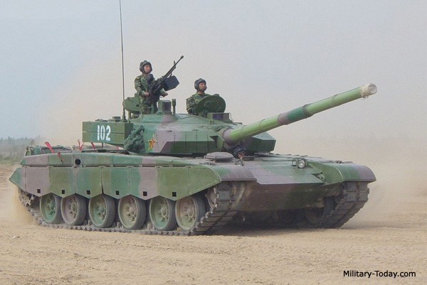 الدبابه الصينيه Type 99 Type_99