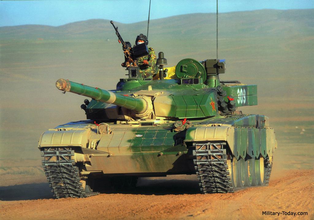 الدبابه الصينيه Type 99 Type_99_l3