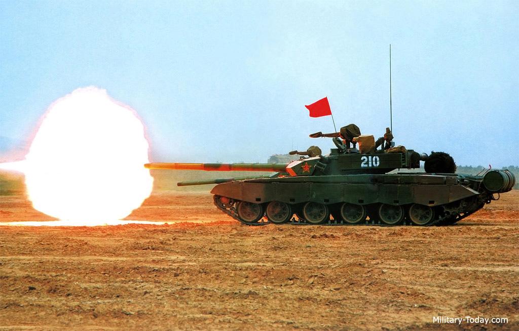الدبابه الصينيه Type 99 Type_99_l5