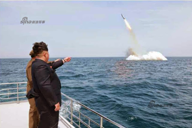 DPR Korea Space and Missiles North%20Korea%20test-fires%20domestic%20SLBM%201