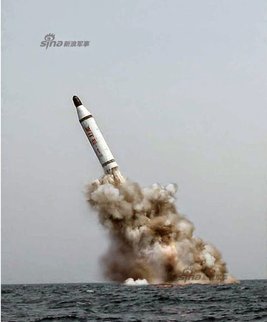DPR Korea Space and Missiles North%20Korea%20test-fires%20domestic%20SLBM%203