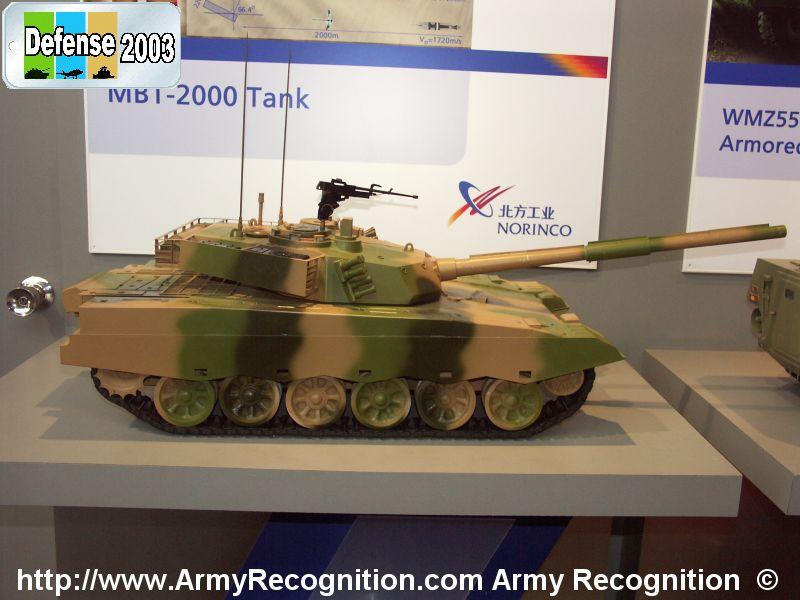 المغرب يستلم 150دبابة باكستانية من نوع خالد بتمويل سعودي  - صفحة 7 MBT-2000_Main_Battle_Tank_China_01