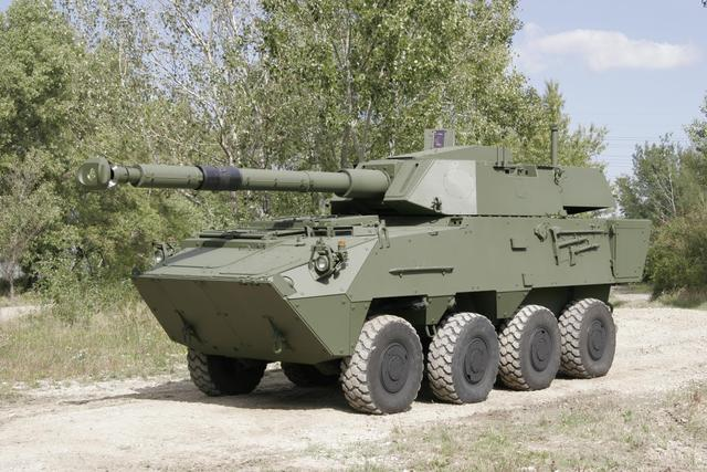 ابراج المدرعات الحديثة T-1418PandutII