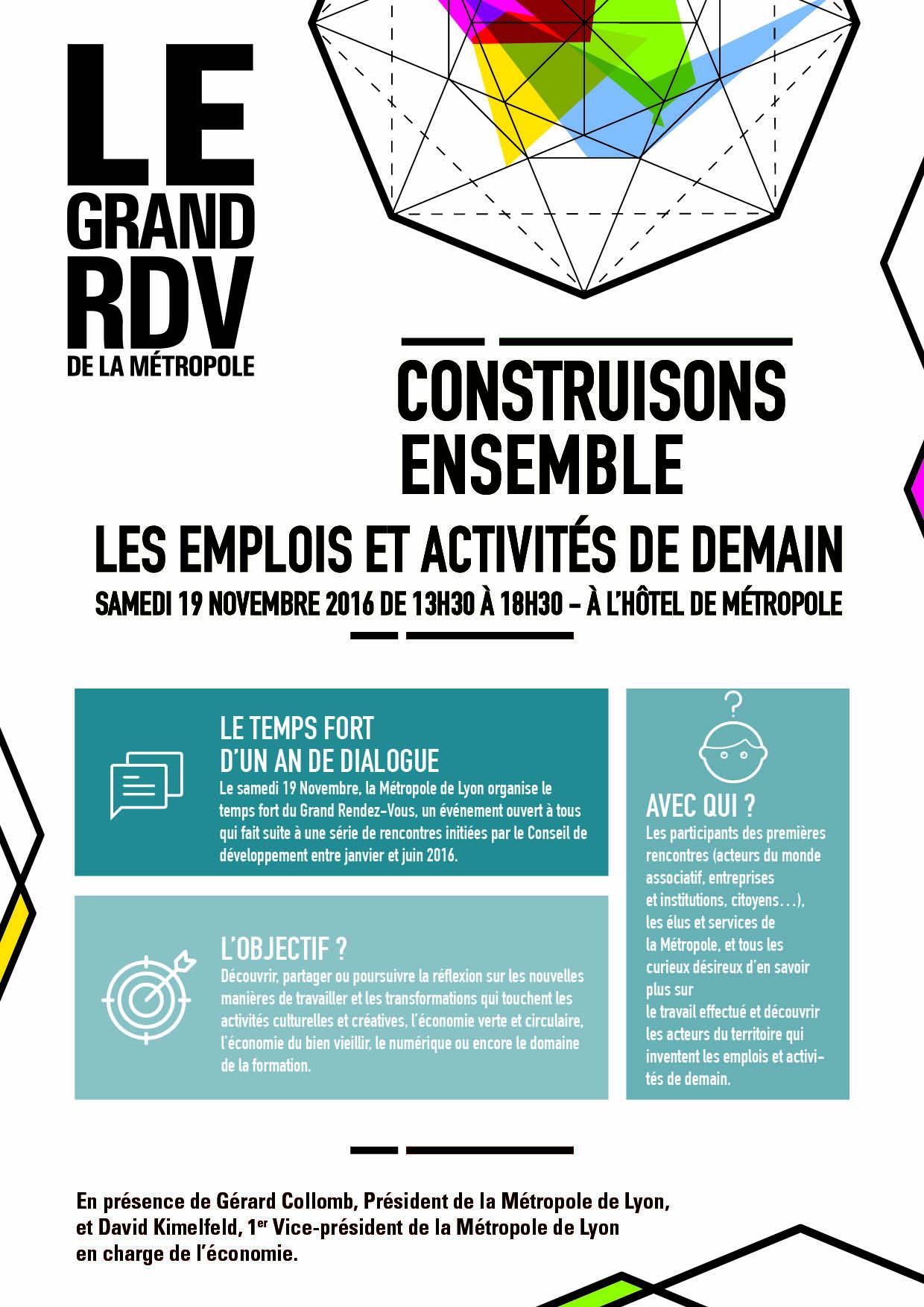 A Lyon, un Forum prospectif sur les Emplois et activités de demain Programme-du-grand-rdv-19.11.16