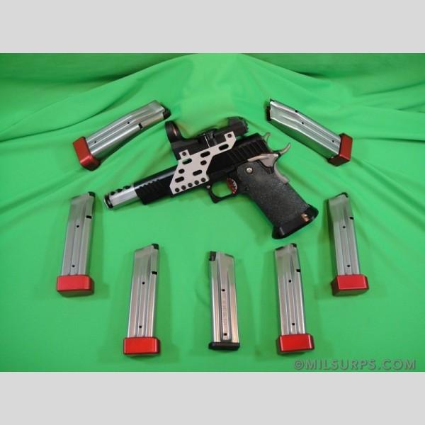 Nueva pistola GBB de WE Trubor-ipsc-1911-in-38-super-caliber