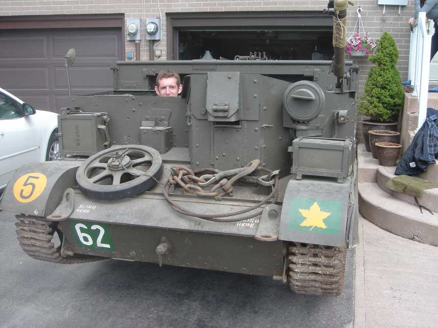 Summer of 2010: Military Vehicles 53327