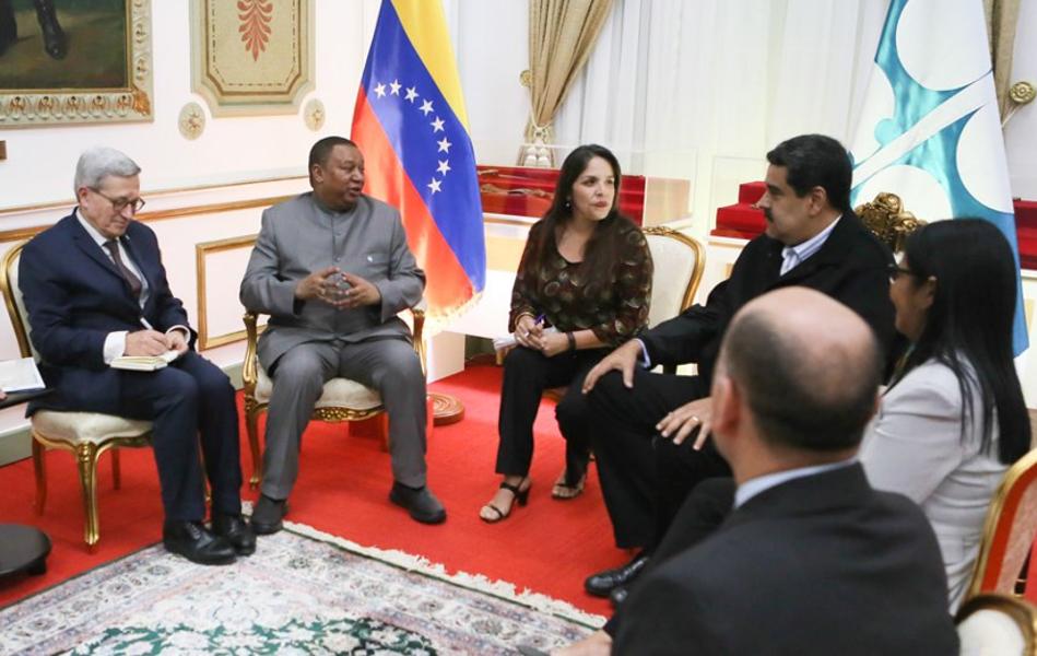 Mohammed Barkindo: Liderazgo de Venezuela permitió la estabilización del mercado petrolero Mohammed-Barkindo