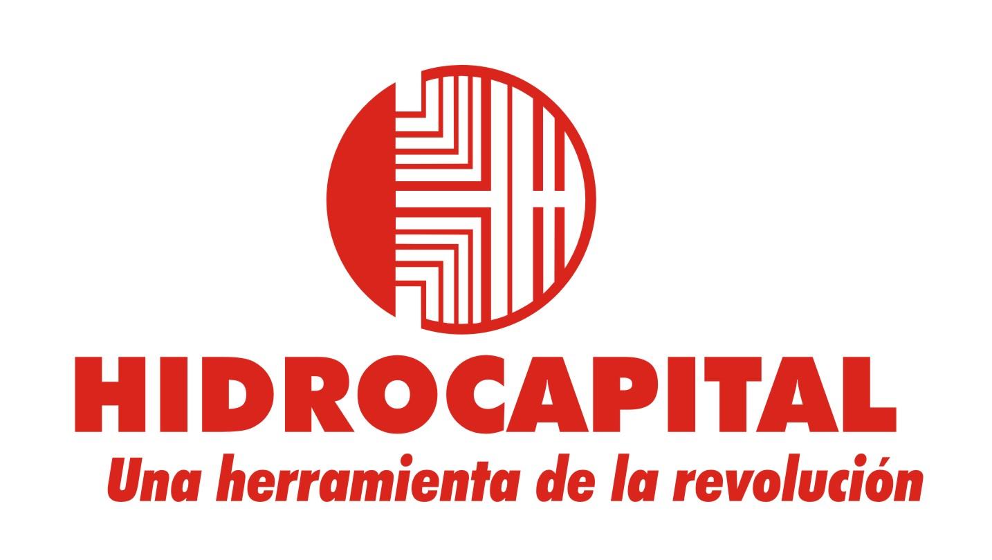 ¿La revolución convirtió a los militares en payasos? - Página 3 Logo-HIDROCAPITAL