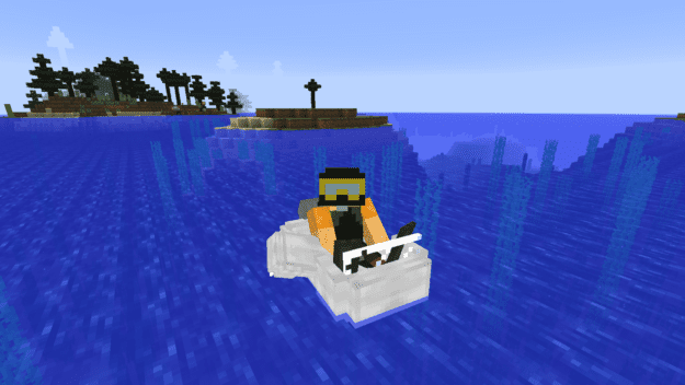 [Mod] Caricultura [Minecraft 1.7] Speedboat-625x352