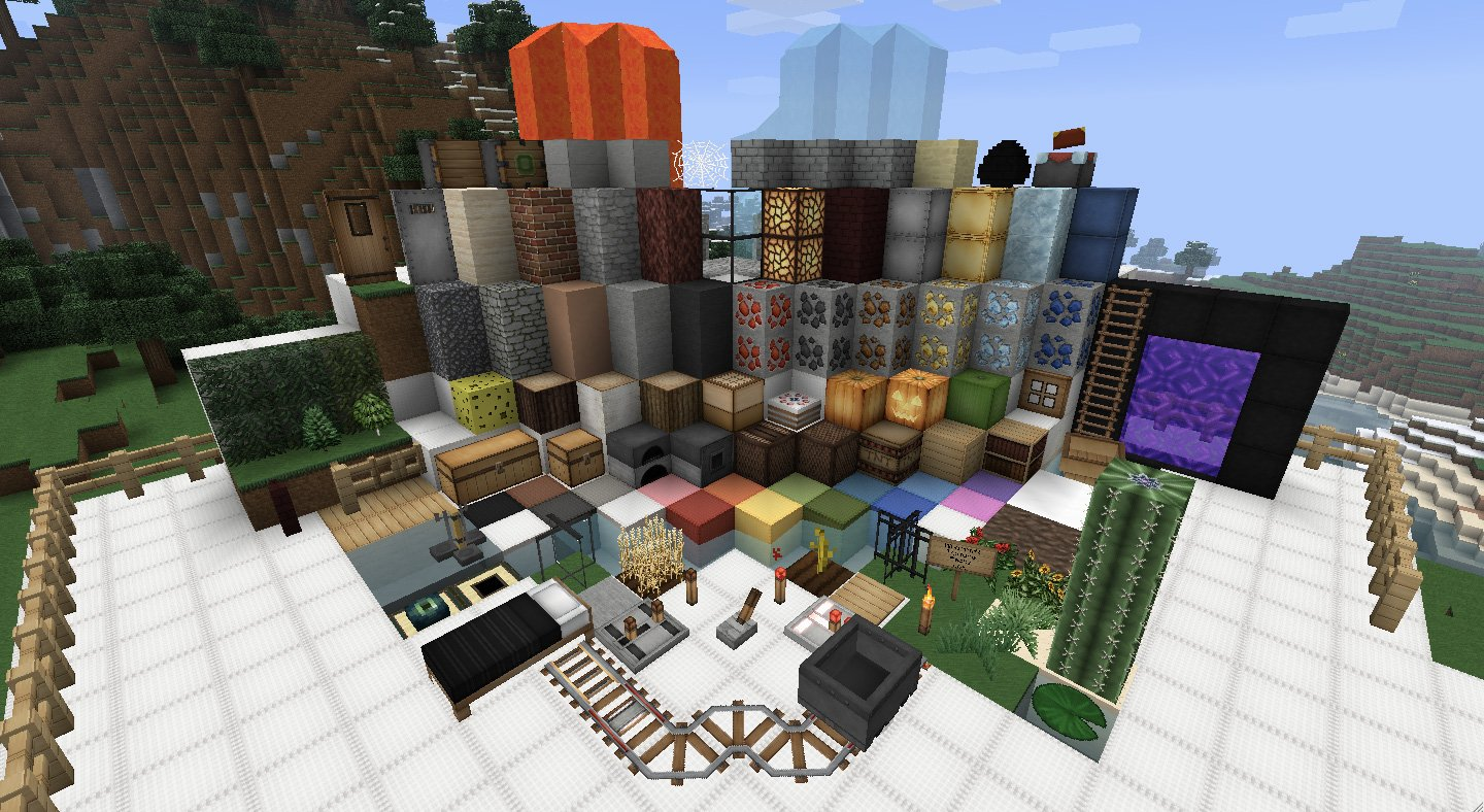 G4TW server resource pack suggestions. Soartex_preview