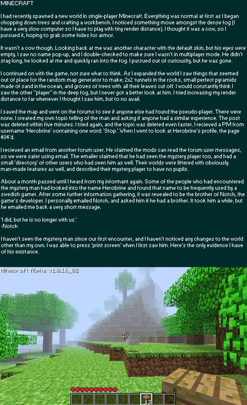 Minecraft Discussion - Page 3 1283223082465