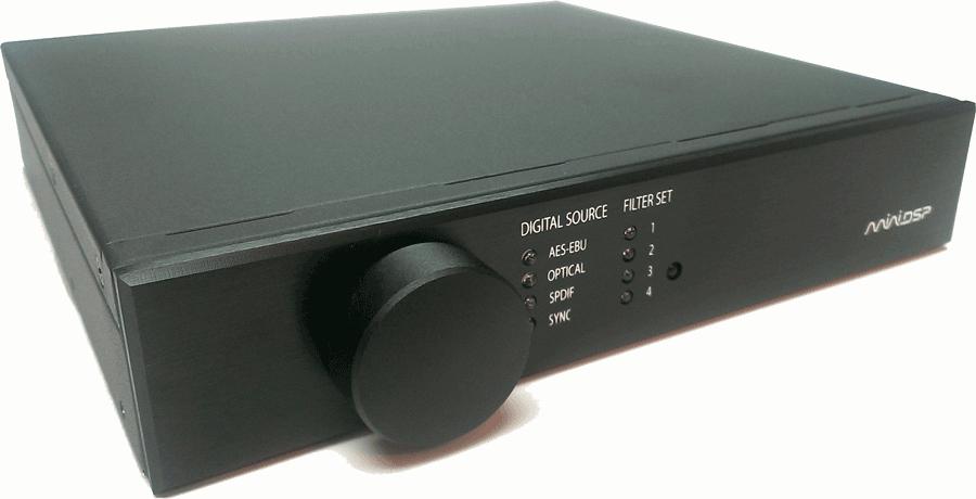 Mini DSP DDRC-22D Opendrc-di-front