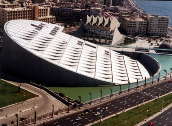 Najlepše biblioteke na svetu - Page 3 21-Biblioteka-Aleksandrina-Egipat-575x423