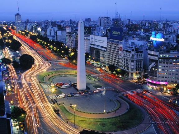 Najoriginalnije ulice i bulevari u svetu 19.08.-Avenija-9.-jula-Buenos-Aires-Argentina-575x431