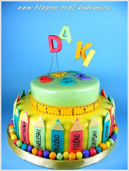Dečije rodjendanske torte 1106