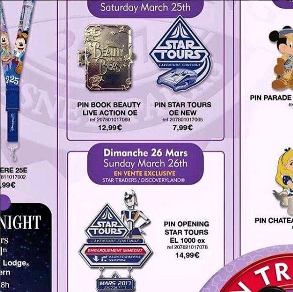 Le Pin Trading à Disneyland Paris - Page 4 Capture