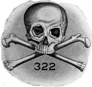 Sociedades secretas: ¿cuáles son las más influyentes? Skull-and-bone-300x284