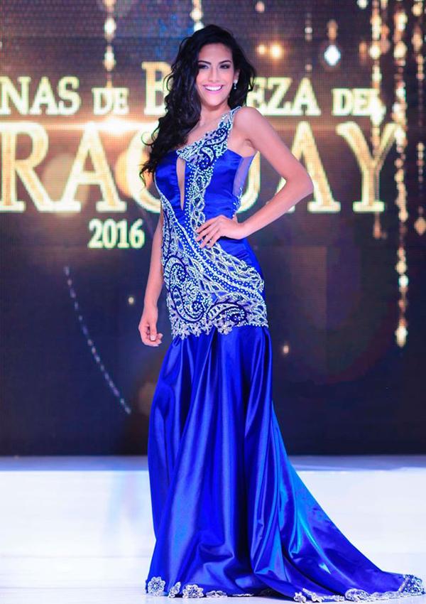 Candidatas Miss Continentes Unidos 2016.  Final 24 septiembre 2016. - Página 2 Paraguay