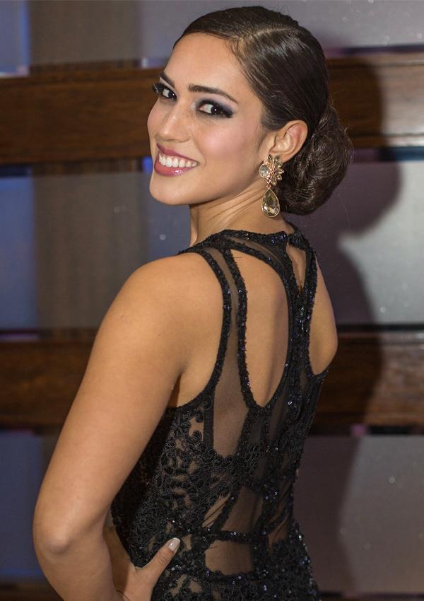 CANDIDATAS A MISS CONTINENTES UNIDOS 2017 * FINAL 23 DE SEPTIEMBRE Miss-Chile
