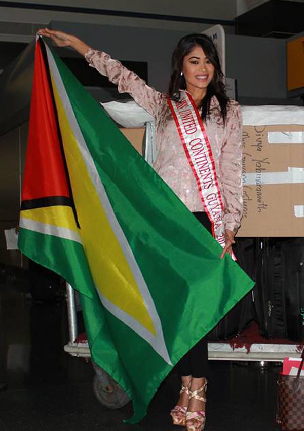 CANDIDATAS A MISS CONTINENTES UNIDOS 2017 * FINAL 23 DE SEPTIEMBRE - Página 5 GUAYANA
