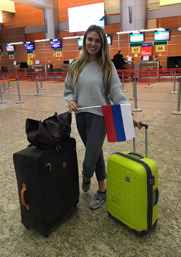 CANDIDATAS A MISS CONTINENTES UNIDOS 2017 * FINAL 23 DE SEPTIEMBRE - Página 5 RUSIA
