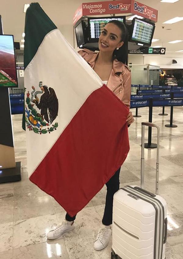 CANDIDATAS A MISS CONTINENTES UNIDOS 2017 * FINAL 23 DE SEPTIEMBRE - Página 5 Roxana_reyes_mexico