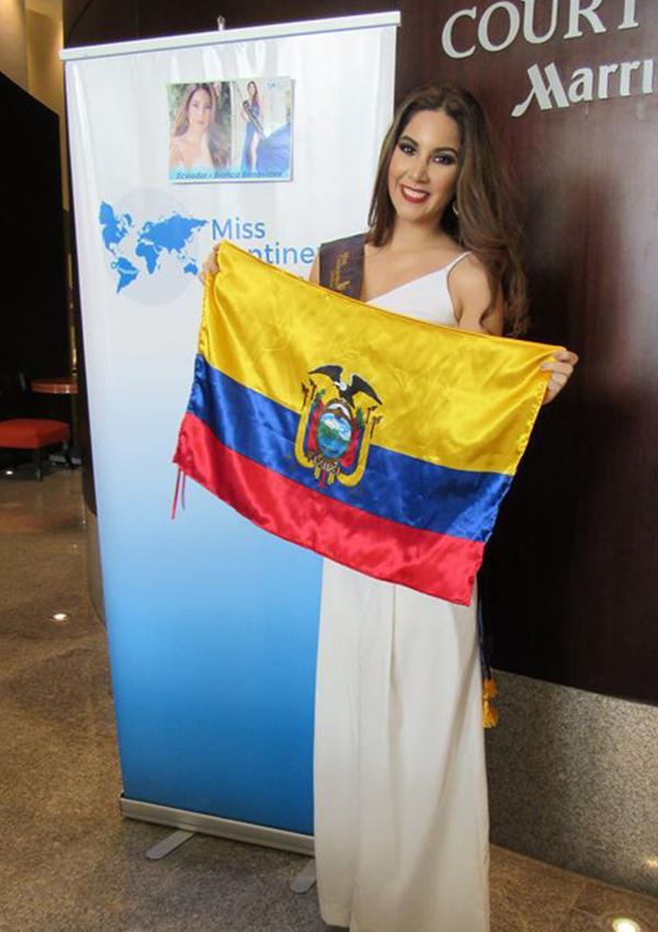 CANDIDATAS A MISS CONTINENTES UNIDOS 2017 * FINAL 23 DE SEPTIEMBRE - Página 4 ECUADOR