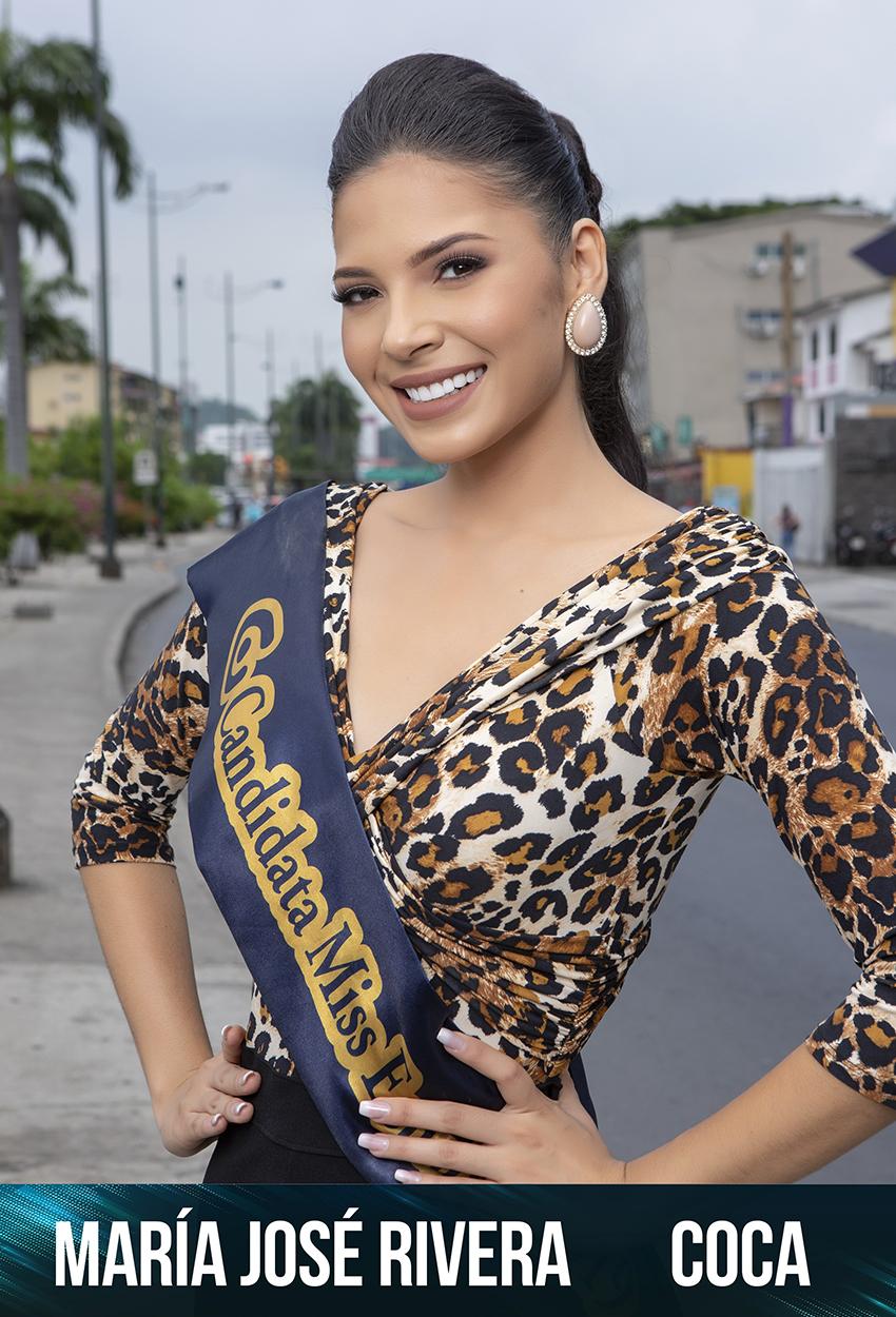 Miss Ecuador 2020 Mar%C3%ADa%20Jos%C3%A9%20Rivera%20-%20El%20Coca