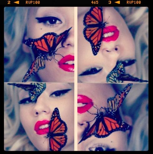 Redes sociales >> @IGGYAZALEA @thenewclassic Iggy-azalea-butterfly-instagram