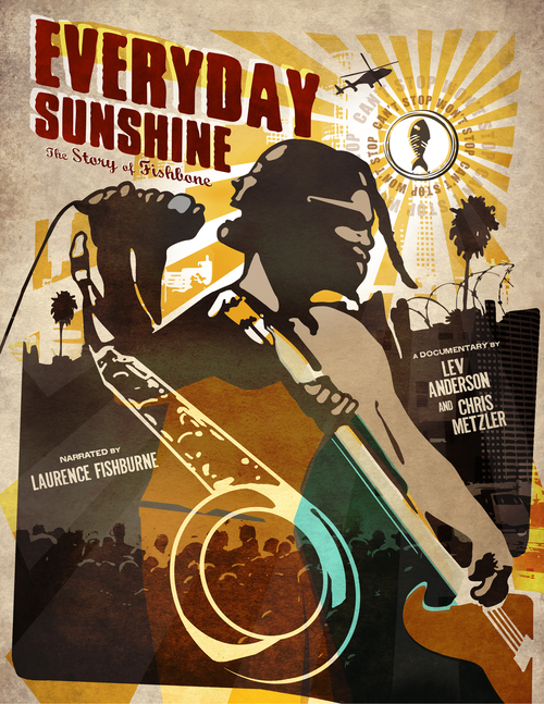 Documentales de Rock Everyday-sunshine