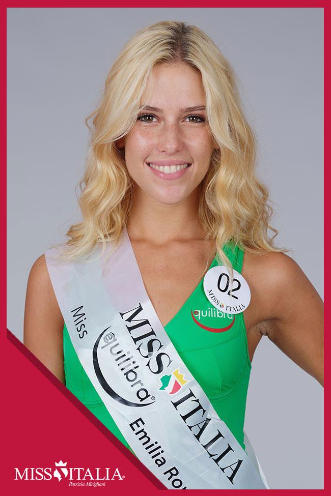 candidatas a miss italia 2018. final: 17 sep. 02
