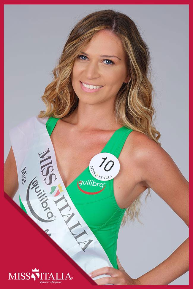 candidatas a miss italia 2018. final: 17 sep. 10