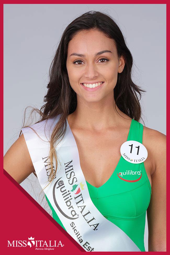 candidatas a miss italia 2018. final: 17 sep. 11
