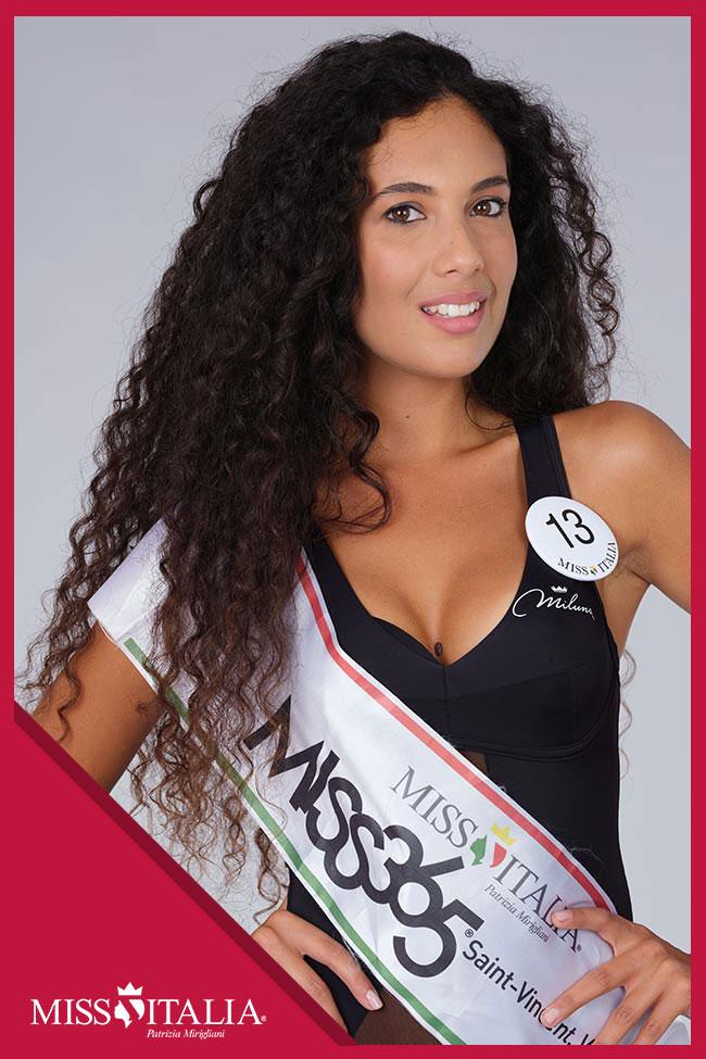 candidatas a miss italia 2018. final: 17 sep. 13