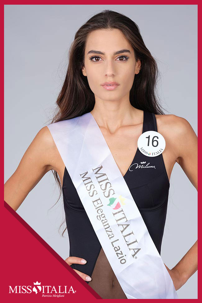candidatas a miss italia 2018. final: 17 sep. - Página 2 16