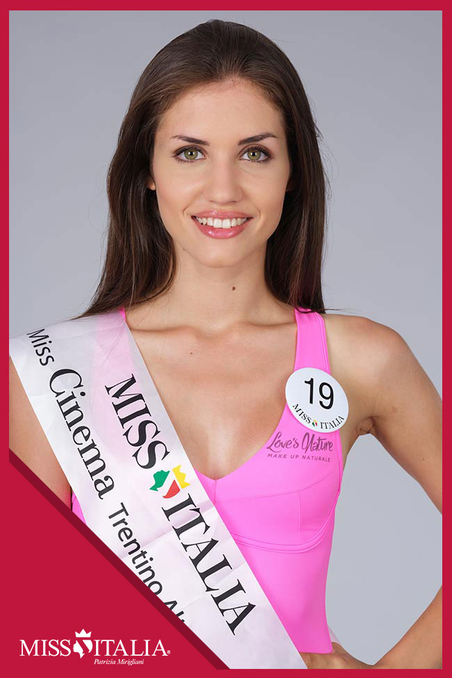 candidatas a miss italia 2018. final: 17 sep. - Página 2 19