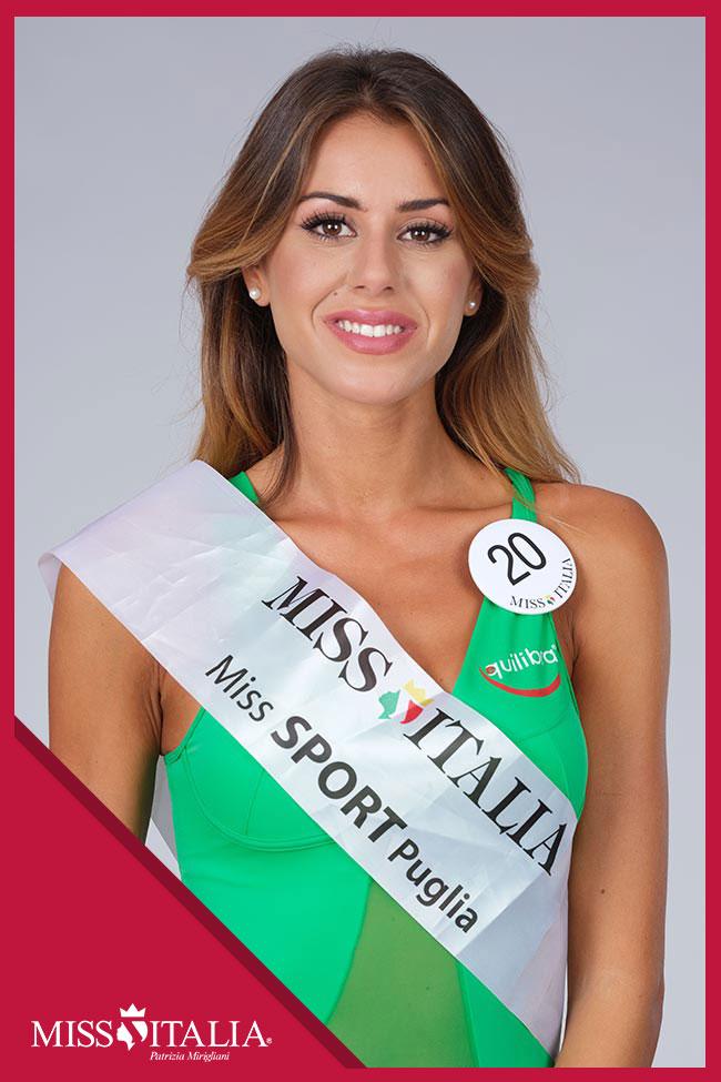 candidatas a miss italia 2018. final: 17 sep. - Página 2 20