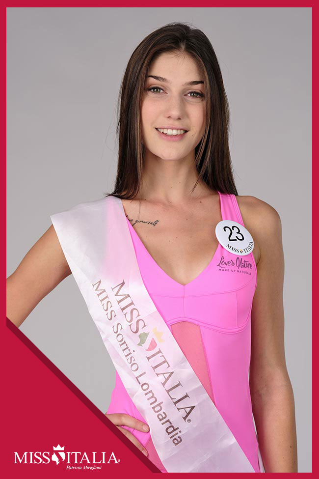 candidatas a miss italia 2018. final: 17 sep. - Página 2 23