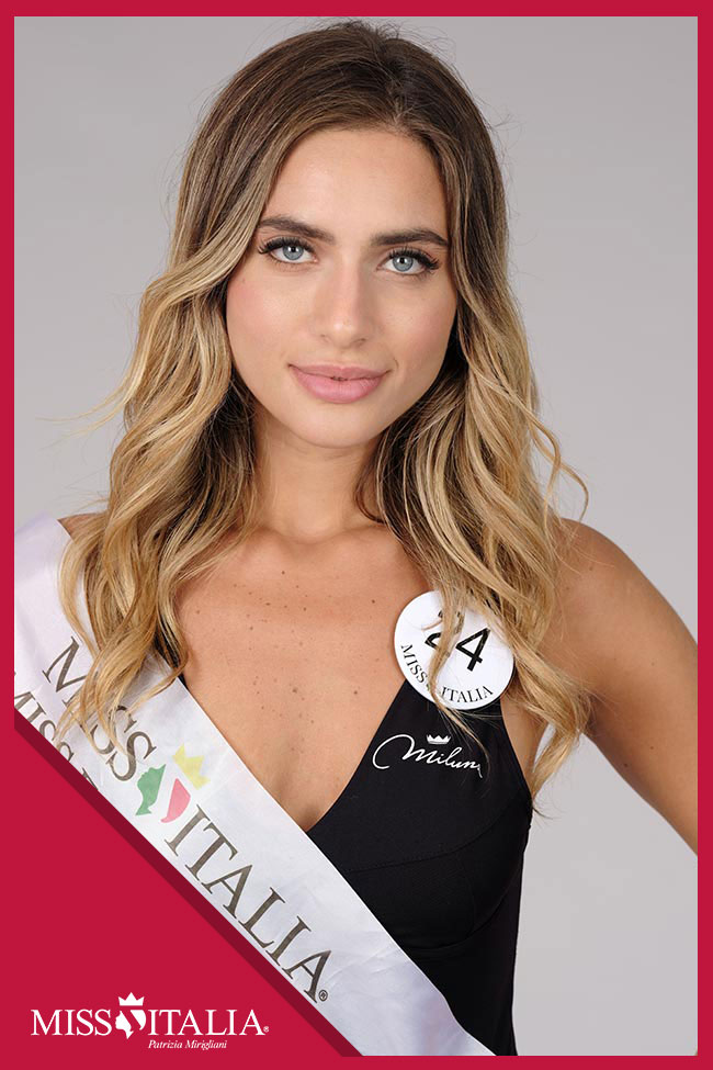 candidatas a miss italia 2018. final: 17 sep. - Página 2 24