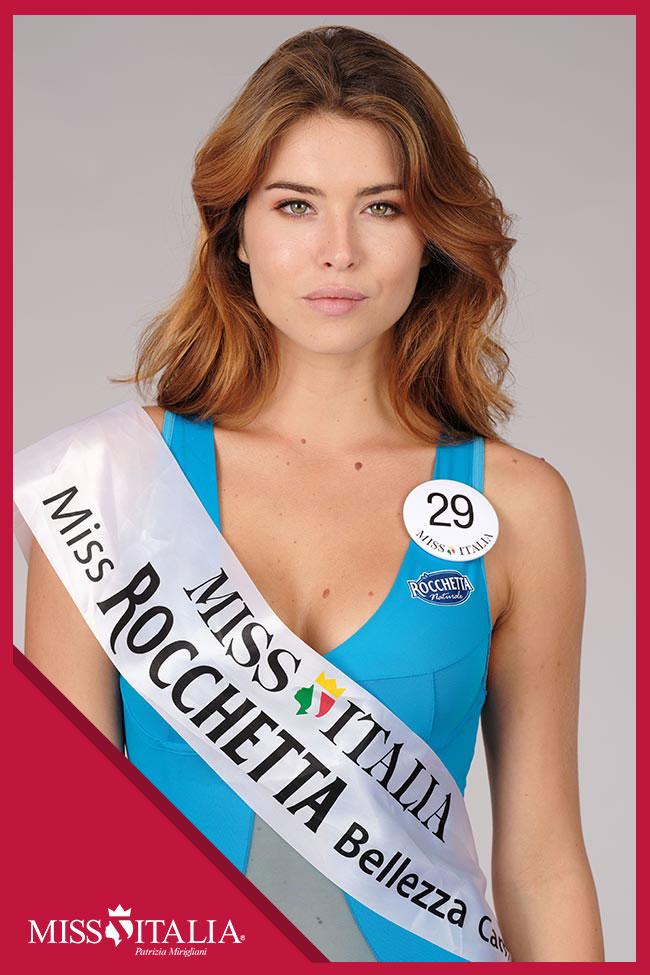 candidatas a miss italia 2018. final: 17 sep. - Página 2 29