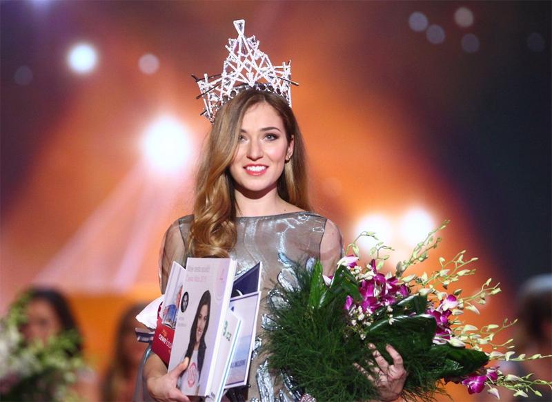 Miss Universe 2016 contestants Czech2
