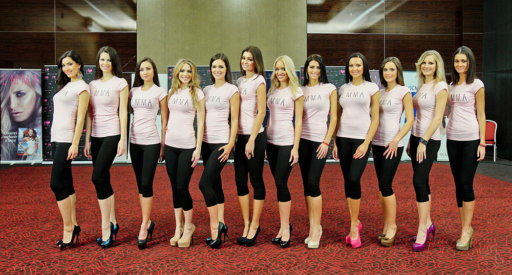 Road to Miss Universe Slovak Republic 2013 01